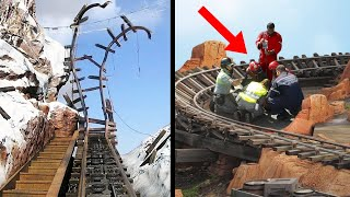 10 Times Disney Rides Went Terribly Wrong