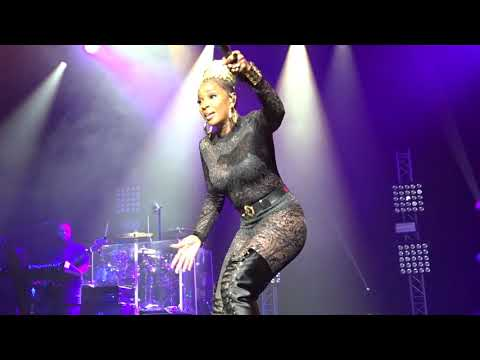 Mary J. Blige Real Love Live @ l'Olympia Paris 2017