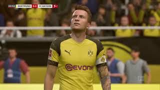 Bundesliga Highlights HD       Borussia Dortmund vs Bayern München    (10.11.2018)