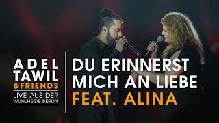 """Adel Tawil feat. Alina """"Du erinnerst mich an Liebe"""" (Live aus der Wuhlheide Berlin)"""