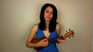 Hear You Me Ukulele Cover (Jimmy Eat World) - Emily