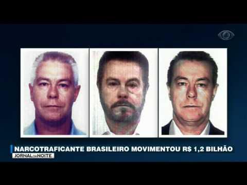 Narcotraficante Brasileiro Movimentou Mais De Um Bilhão