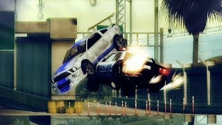 NFS Undercover Has Some Strange Driving Physics + 453mph In Reverse?