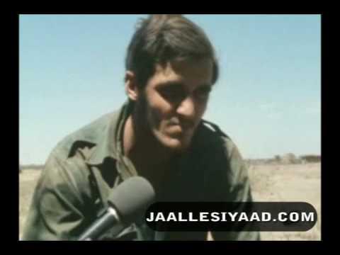 Captured Cuban POW near Harar during the Somalia-Ethiopia War 1977