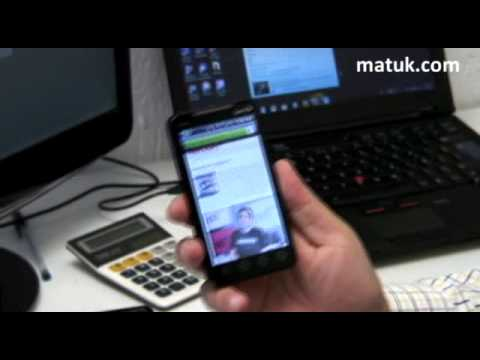Tenemos un HTC EVO 4G