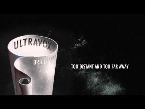 Ultravox - Brilliant Lyric Video