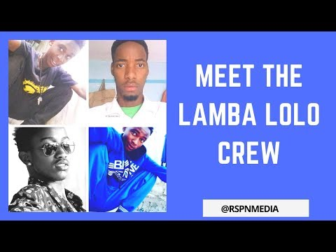 Lamba Lolo | Position | Saba | Meet The  Crew - Ethic Entertainment | Rekles X Seska X Swat X Zilla