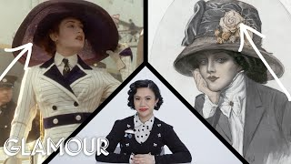 Fashion Expert Fact Checks Titanic's Costumes | Glamour