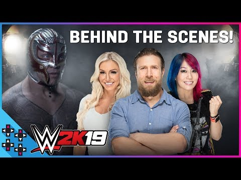 BEHIND THE MASK: An EXCLUSIVE look at REY MYSTERIO'S 2K19 TEASER