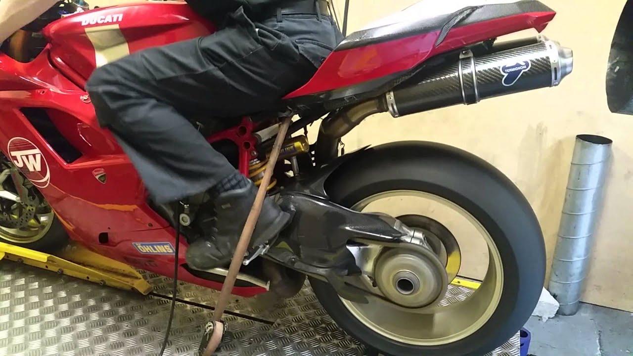 healtech quickshifter easy ducati 1098 - youtube