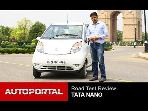 "Tata Nano Twist Review ""Test Drive"" - AutoPortal"