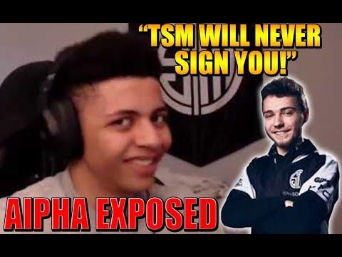 Did Myth Go Too Far EXPOSING This Wanna Be TSM Player?