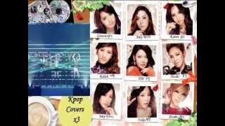[KCx3] Girls Generation en español~SNSD~ THE BOYS (Spanish Cover)