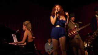"Nina Storey and band ""This Naked Woman"" The Hotel Cafe. LA, 3/17/10 Full HD Stereo"