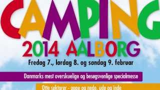 Camping 2014 Aalborg