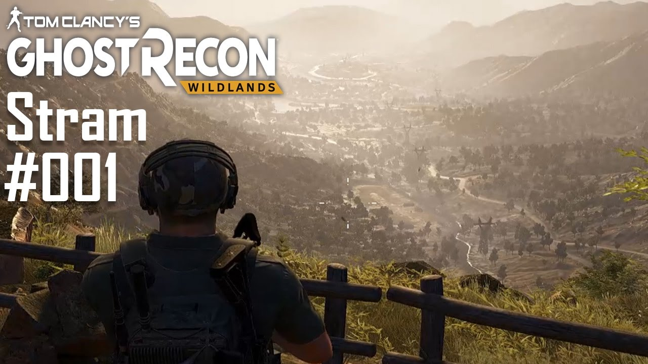 how to play ghost recon wildlands technical test