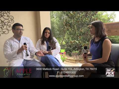 podiatry-specialist-dr-jarna-bhatt-&-dr-rahul-bhatt-in-conversation-with-tulsi-desai
