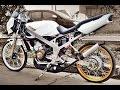 Motor Trend Modifikasi | Video Modifikasi Motor Kawasaki Ninja R 150 Drag Style Terbaru