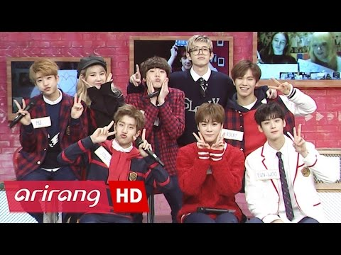 "ASTRO (아스트로) sing ""KESEMPURNAAN CINTA"" at After School Club"