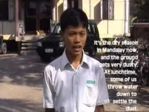 Phaung Daw Oo, Mandalay, Burma - A Day In The Life (2003)