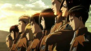 "Attack On Titan Season 2 OPENING 3 Shinzo Wo Sasageyo! ""Devote Your Hearts"""