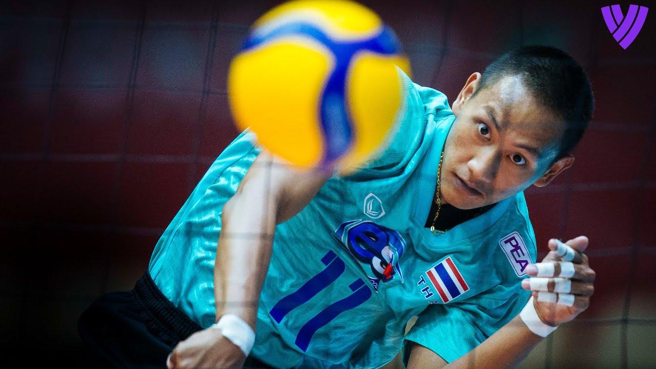 Greatest Plays by Thailand! 🇹🇭🏐 | Boys U19 Volleyball Highlights