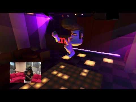 """Mozilla VR presents """"A Saturday Night"""""""