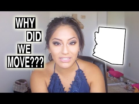 WHY DID WE MOVE??? (Arizona Q&A, Pros+Cons)