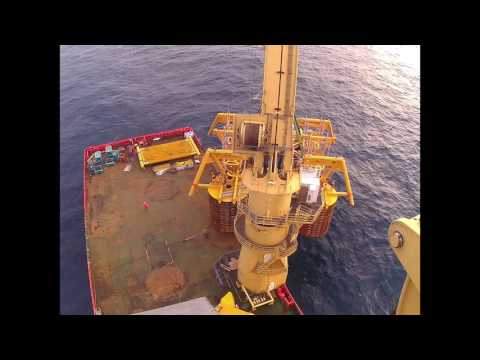 First permanent subsea installation at Johan Sverdrup