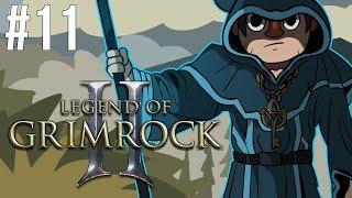 Legend of Grimrock 2 - Part 11 - More Plant Bosses! - Gameplay Walkthrough