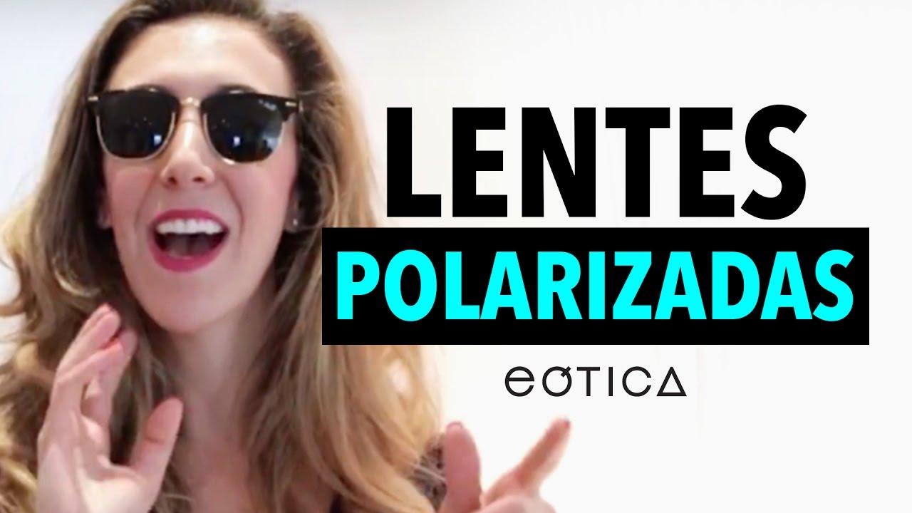 Lentes polarizadas são as mais indicadas pra você    eOtica - YouTube c311cea44a
