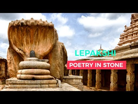Lepakshi Temple: Poetry in Stone