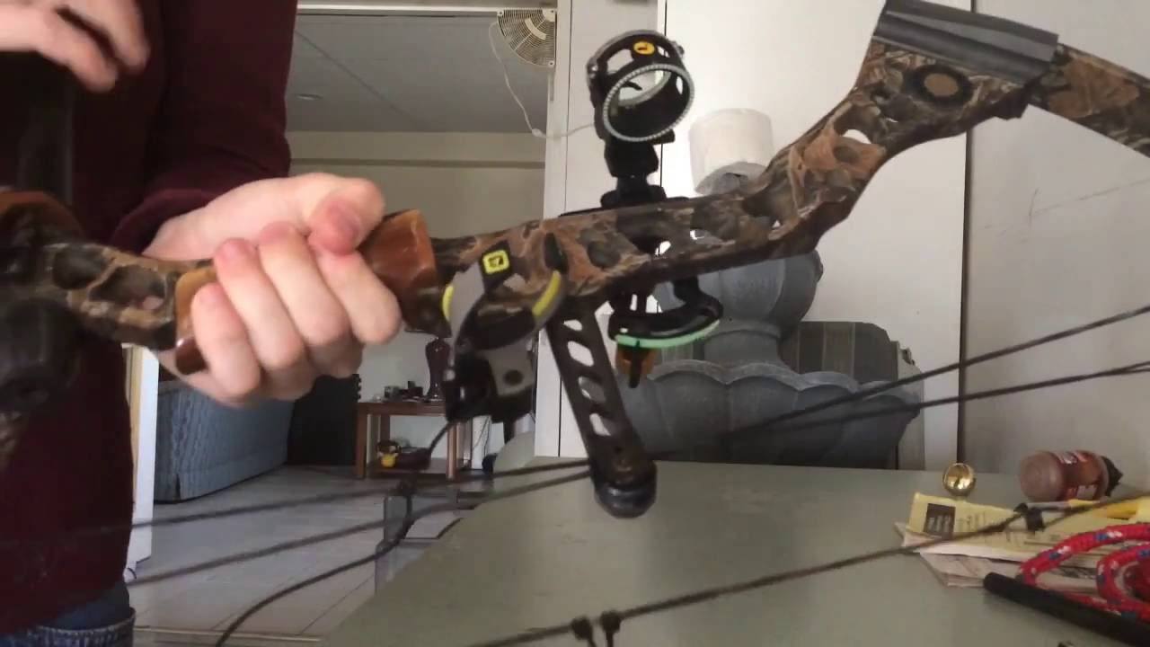 How to Set Up a Drop-Away Arrow Rest Without Using a Bow Press!!!