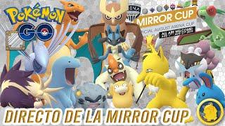 ¡Echemos algunas batallas en Directo!-Pokémon Go Pvp