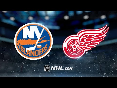 Tavares scores in OT to rally Islanders by Red Wings