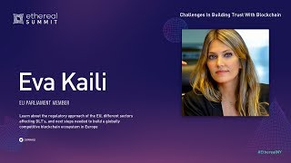 EVA KAILI - Challenges In Building Trust With Blockchain