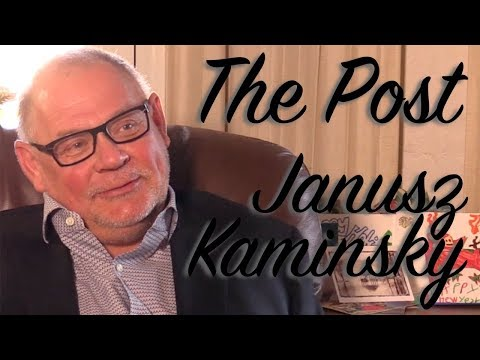 DP30: The Post, Janusz Kaminski