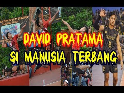 David Pratama Si Manusia Terbang