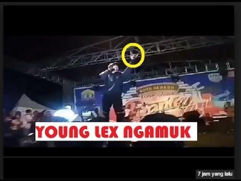 Detik Detik Young Lex Murka dan Keluarkan Kata Kata Kotor Ini!