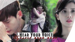 ◅ Park Soo Ha х Jang Hye Sung -- Я слышу твой голос˙·٠•●๑