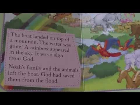 Children's Bible stories read aloud