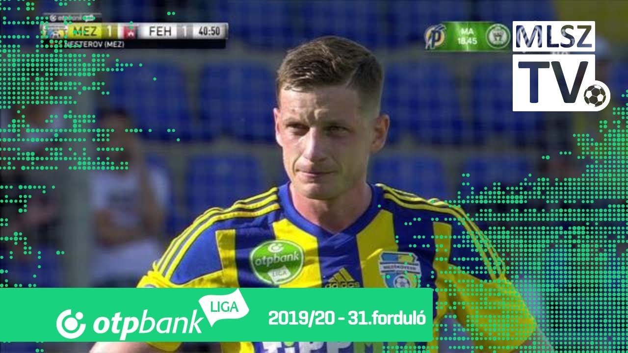 Mezőkövesd Zsóry FC – MOL Fehérvár FC | 2-1 | (1-1) | OTP ...