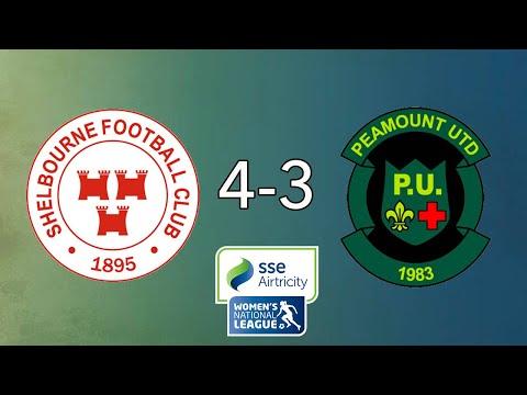 WNL GOALS GW12: Shelbourne 4-3 Peamount United
