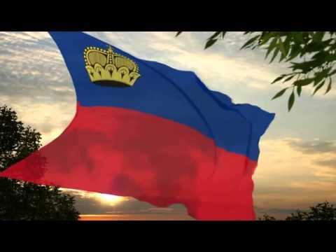 Flag and anthem of Liechtenstein