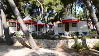 Camp site Poljana - Mali Losinj - Croatia