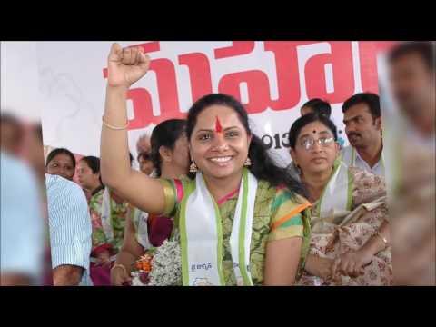 kalvakuntla Kavitha Birthday Special song 2017
