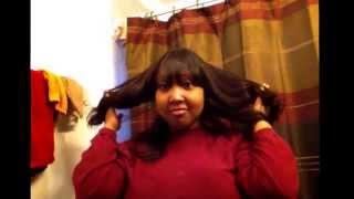 Nude Brazilian Virgin Remy 100% Human Hair  Model Model Wig