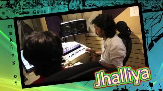 Abhijeet sawant Making of Jhalliya new album song 2