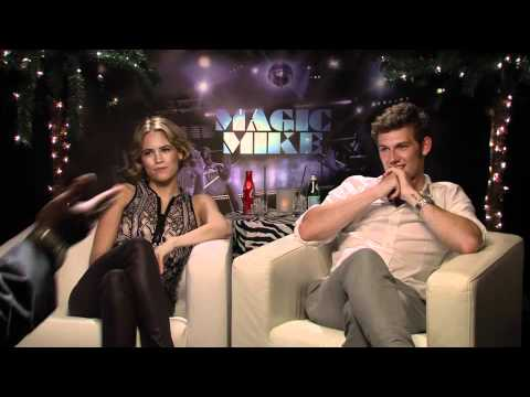 Alex Pettyfer and Cody Horn  for