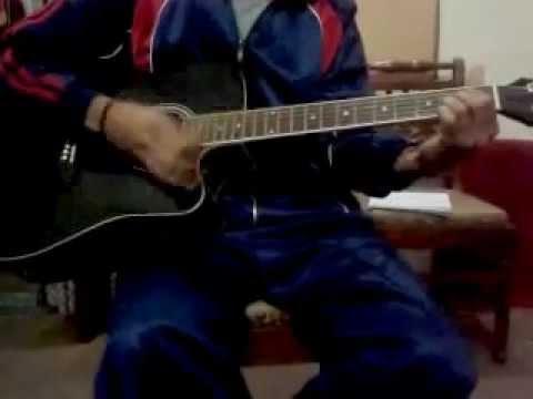 Rubaru Amrinder Gill Guitar Cover By AT